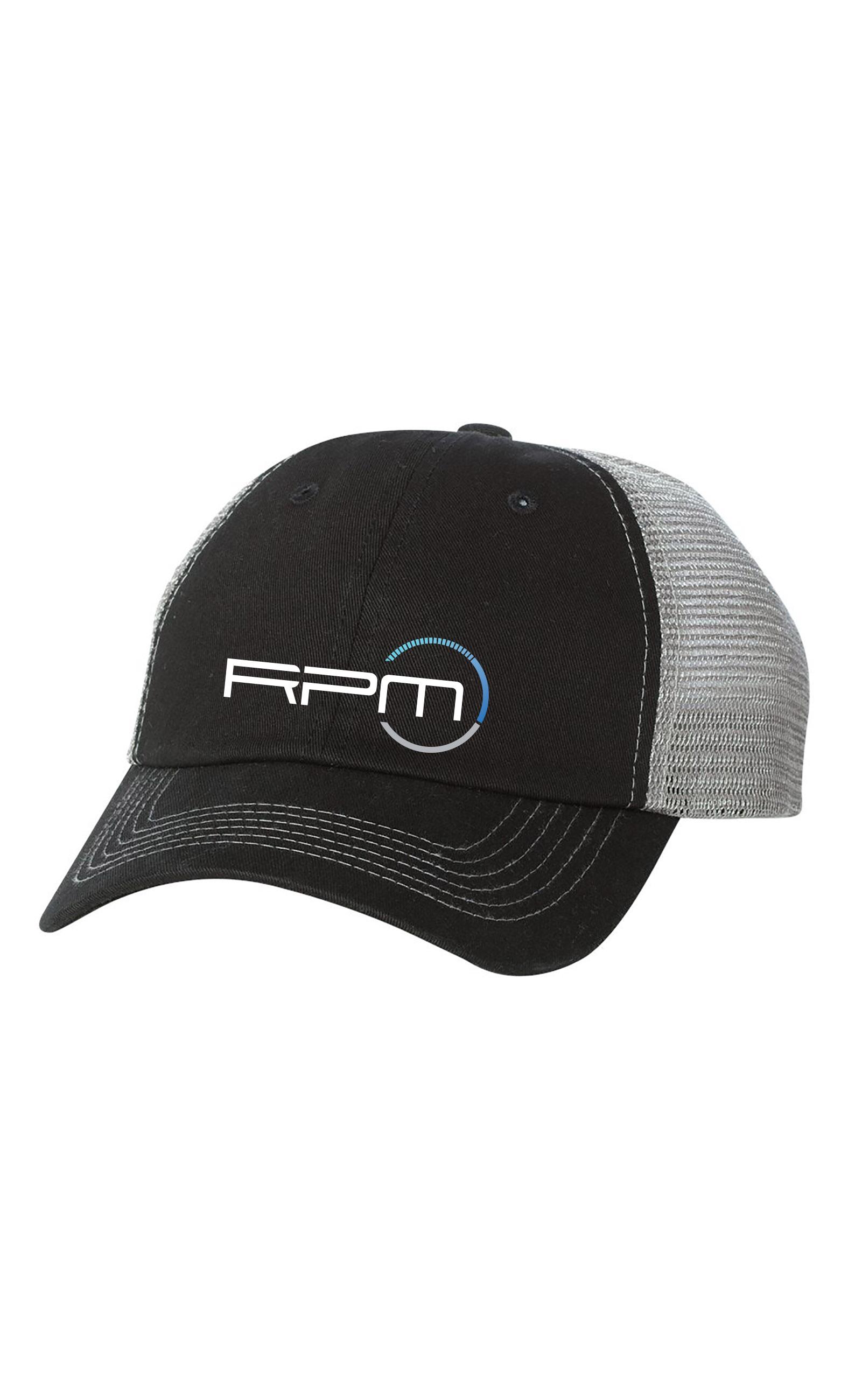 2044356ee2037 Richardson – Garment Washed Trucker Cap